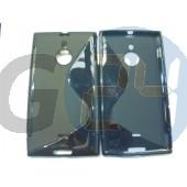 Lumia 1520 fekete hullámos szilikontok Lumia 1520  E004717