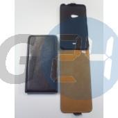 Lumia 625 slim kinyitós tok fekete  E004259