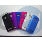 Lumia 710 babakék rácsos hátlapvédő Lumia 710  E001586