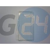 D2305 xperia m2 átlátszó víztiszta szilikontok Xperia M2  E006438