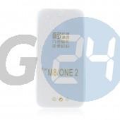 Htc one (m8) extraslim szilikontok víztiszta átlátszó One M8  E005970