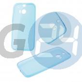 Htc one (m8) extraslim szilikontok víztiszta kék One M8  E005969