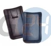 4g forcell egyszínű mágneses kihúzós tok fekete iPhone4/4s  E003501
