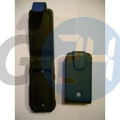 S5620 monte felülcsattos fekete bőrtok Monte S5620  E001710