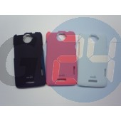 Htc one x moshi hátlapvédő pink One X  E002614