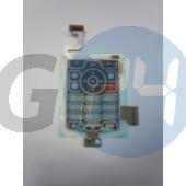 Motorola v3i billentyű flex utángyártott  E002559