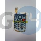 Motorola v3x billentyű flex utángyártott  E002561