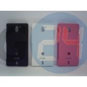 Mt27i xperia sola moshi hátlapvédő pink Sola  E003143
