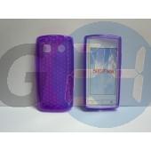 Nokia 500 lila szilikontok Nokia 500  E001346