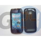 Nokia 603 szürke szilikontok 603  E001490
