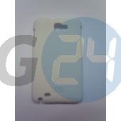 N7000 galaxy note matt sgp hátlapvédő fehér Note  E003316