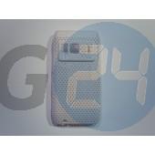 N8 rácsos hátlapvédő fehér N8  E001587