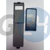 Nokia n8 slim kinyitós tok fekete N8  E001275