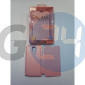 N9005 note 3 kalaideng oldaltnyitós tok - babarózsaszín Note3  E004646