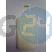 Sony e. neo kihúzós fehér bőrtok feliratos Neo  E002127