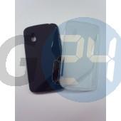 Lg e960 nexus 4 átlátszó hullámos szilikontok Nexus4 E960  E003605