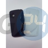 Lg e960 nexus 4 fekete hullámos szilikontok Nexus4 E960  E003604