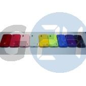 Lg nexus 4 mercury jelly szilikontok - piros Nexus4 E960  E005026