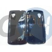 Lg nexus 5 fekete hullámos szilikontok Nexus 5  E004549