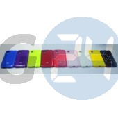 Lg nexus 5 mercury jelly szilikontok - fekete Nexus 5  E005034