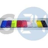 Lg nexus 5 mercury jelly szilikontok - sárga Nexus 5  E005038