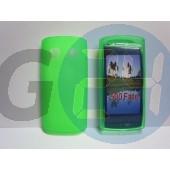 Nokia 500 zöld szilikontok Nokia 500  E001347