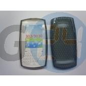 Nokia asha 303 szürke szilikontok Asha 303  E001489