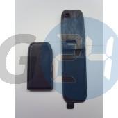 Nokia asha 200 slim kinyitós tok fekete Asha200  E002823