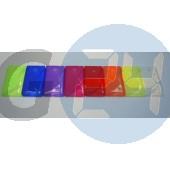 Nokia x piros hullámos szilikontok Nokia X  E005683