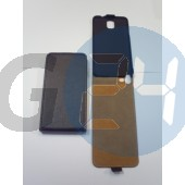 N9005 galaxy note 3 slim kinyitós tok fekete Note3  E004460