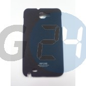 N7000 galaxy note matt sgp hátlapvédő fekete Note  E003229