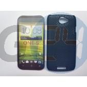 Htc one s rácsos hátlavédő fekete One S  E000650