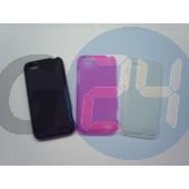 Htc one v pink szilikontok One V  E000643