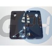 Lg optimus g fekete hullámos szilikontok Optimus G E975  E005098