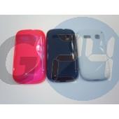 Alcatel ot4033 pop c3 pink hullámos szilikontok OT4033  E004768