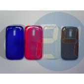 Alcatel ot993 kék szilikontok OT993  E003645