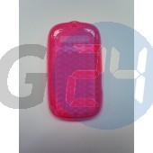 Alcatel ot890 pink szilikontok OT890  E003055