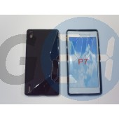Huawei p7 fekete hullámos szilikontok P7  E006087