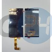 Huawei p7 lcd+érintő - utángyártott, fekete  E006461