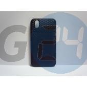 Lg p970 fekete rácsos hátlapvédő LG P970  E001150
