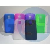 Lg p990 optimus2x pink szilikontok LG P990 Optimus2X  E001146