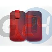 4g forcell színátmenetes kihúzós tok piros iPhone4/4s  E005591