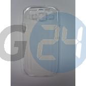 I9300 galaxy s3 átlátszó slim hátlapvédő - víztiszta Galaxy S3  E003721