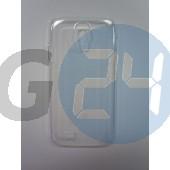 I9500 galaxy s4 átlátszó slim hátlapvédő Galaxy S4  E003724