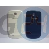 S5570 galaxy mini akkufedél fehér gyári Galaxy Mini S5570  E001696
