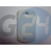 S5570 galaxy mini fehér rácsos hátlapvédő Galaxy Mini S5570  E001707