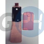 S5570 felülcsattos pink tok Galaxy Mini S5570  E001703