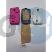 S5570 galaxy mini kinyitós tok pink Galaxy Mini S5570  E002504