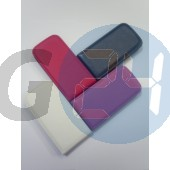 S7270 ace 3 slim kinyitós tok pink Galaxy Ace3  E004266