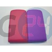 S7562 s duos slim kinyitós tok lila Galaxy S Duos S7562  E004555